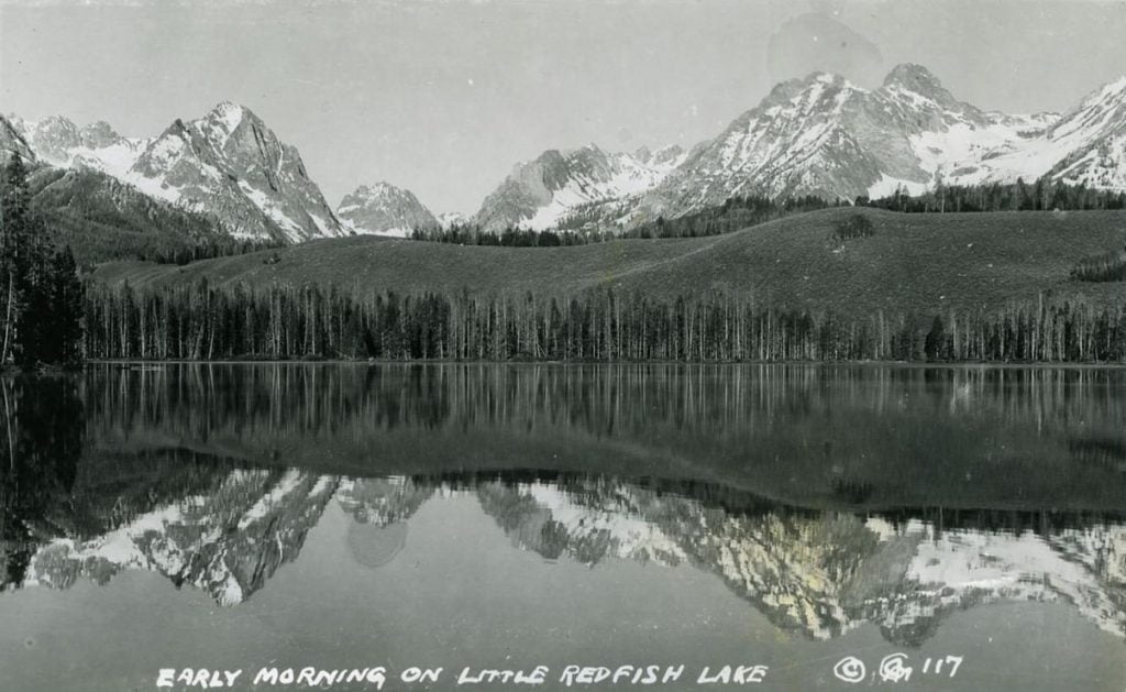Little Redfish Lake, Idaho