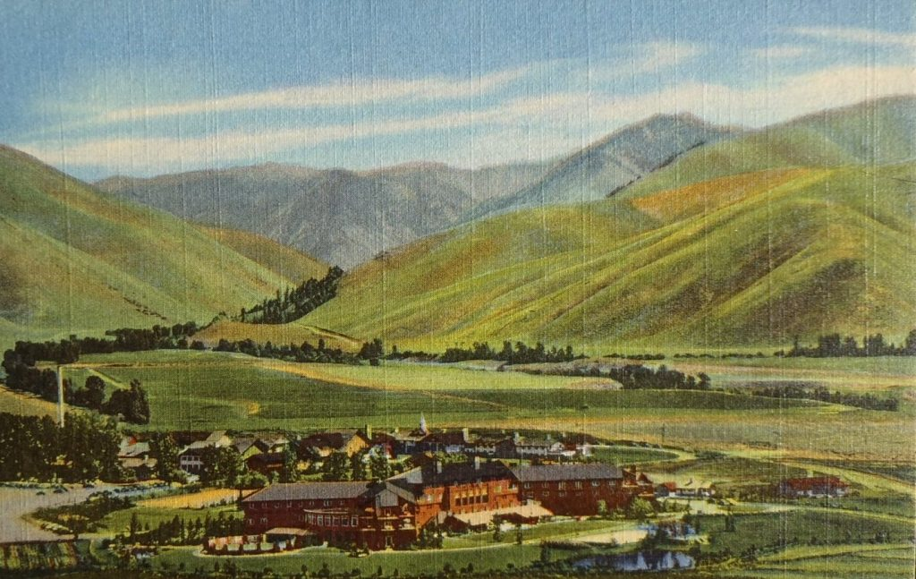 Sun Valley, Blaine County, Idaho
