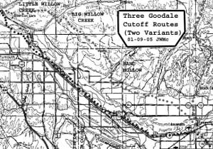 Three Goodale Routes In The Payette Valley